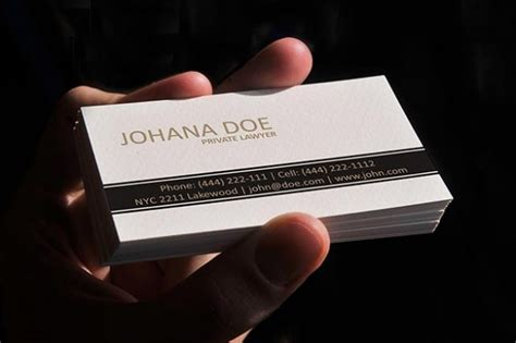 lawyer business card templates free white lawyer business card template vector free