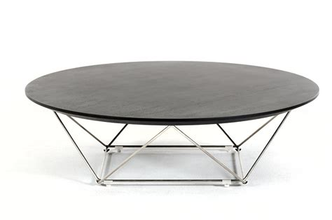modrest spoke modern wenge coffee table modern coffee