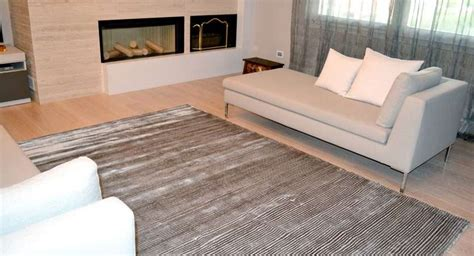 immagini tappeti moderni arredare con i tessuti foto design mag