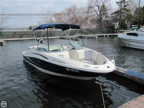 florida boating test review sea ray 185 go boating review boats
