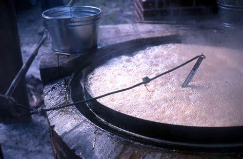 florida memory boiling sugar cane syrup white springs