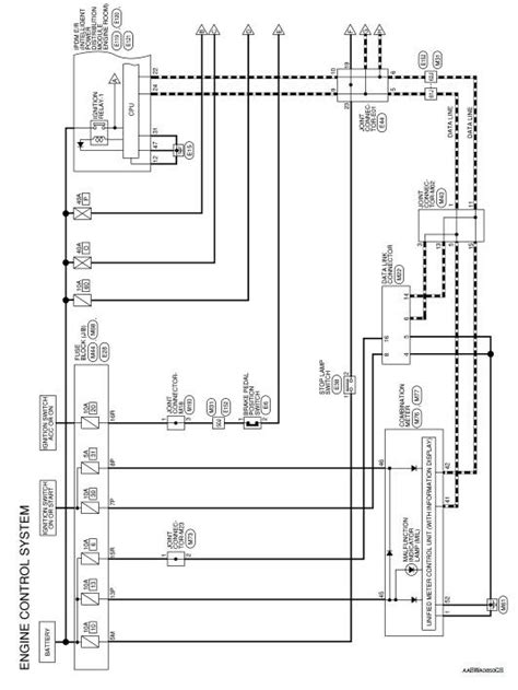nissan rogue service manual wiring diagram engine