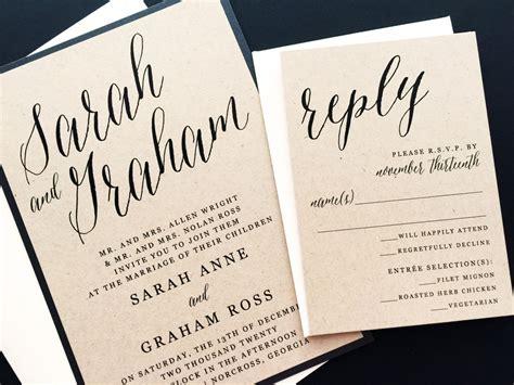 canada wedding invitations modern wedding invitations canada matik for