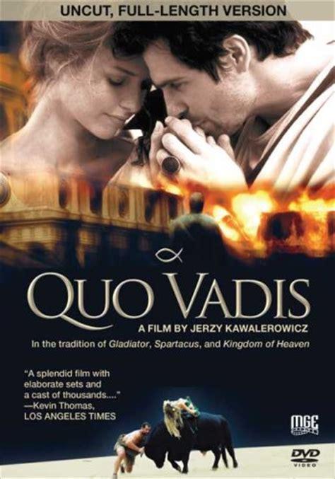 film gratis quo vadis quo vadis full movie online free peliculas online gratis