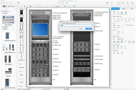 rack layout diagram free wiring diagrams schematics