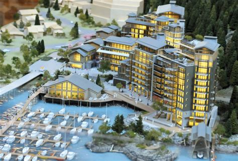 commercial model vancouver horseshoe bay towers a go with locals first rule in place
