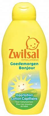 Zwitsal Hair Lotion 100ml 200ml baby verzorging