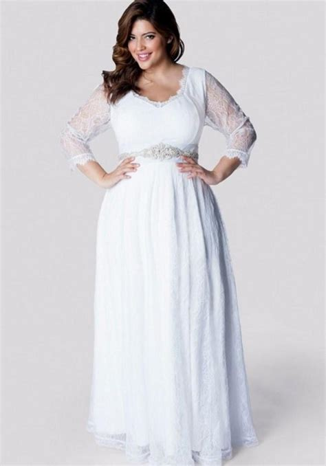 Size 5x Wedding Dresses by White Dress Plus Size Pluslook Eu Collection