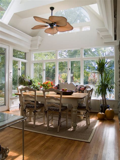 Dining Room With Fan Tropical Ceiling Fans Family Room Tropical With
