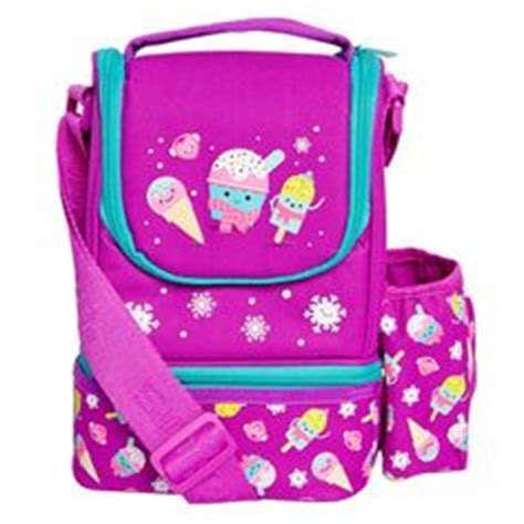 Smiggle Colour Blast Decker Lunch Box barrel bag 2 smiggle typo and smiggle
