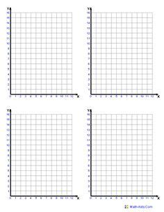 printable graph paper high school standard graphing paper you may select either 1 10 1 4 3