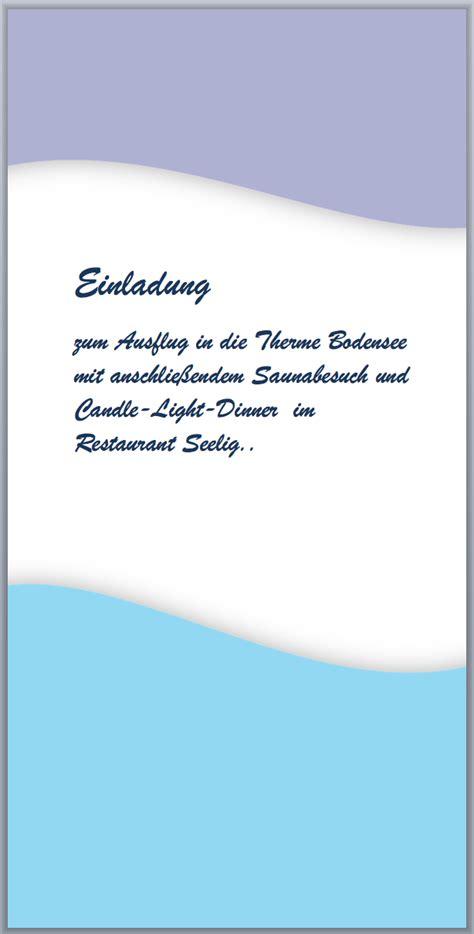 Word Vorlage Flyer Din Lang Kostenlose Flyervorlage F 252 R Eine Einladungskarte Mit Word Flyer Vorlagen