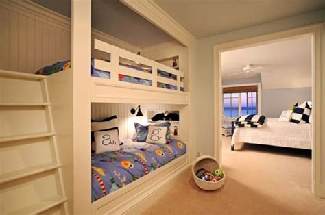 Two Bunk Beds In One Room 15 Bedroom Interior Design Ideas For Two
