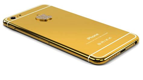 24 Karat Gold by The Iphone 6 Isn T Official But A 24 Karat Gold Iphone 6 Is