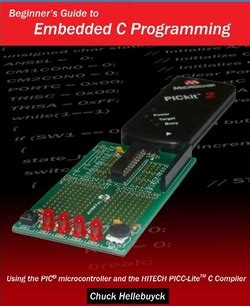 programming pic microcontrollers with xc8 books embedded c books electronic products