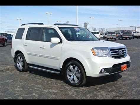 2013 honda pilot touring for sale 2013 honda pilot touring 4x4 for sale dayton troy piqua
