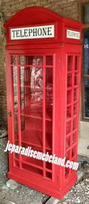 Lemari Telephone lemari pajangan telephone jual mebel jepara