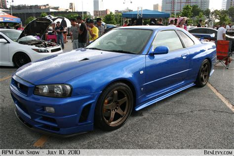 Skyline Pl 13678bsu 03 Blue pin nissan skyline r34 gtr vspec ii wallpaper on