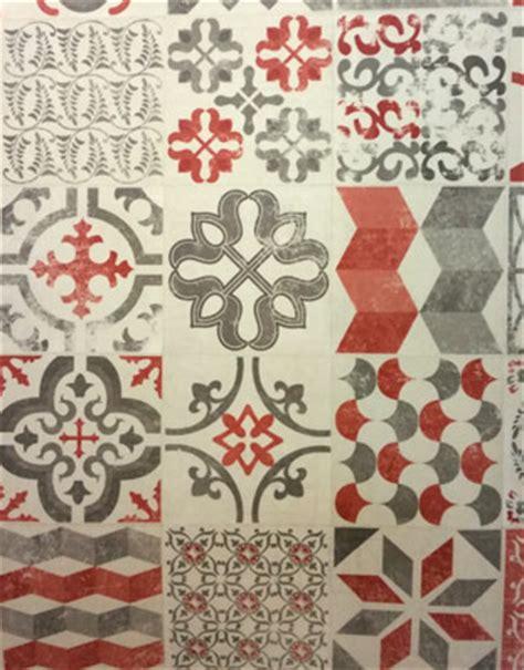 vintage pattern lino vintage linoleum pattern