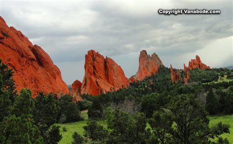 Gods Garden Colorado by Western United States Travel Destination Guide