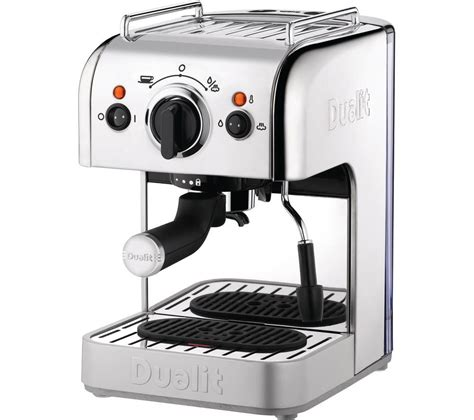 Coffee Maker Machine buy dualit d3in1ss 3 in 1 coffee machine stainless steel