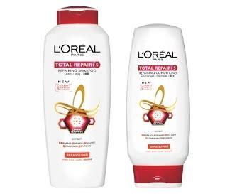Sho Loreal Untuk Rambut Rontok total repair 5 atasi berbagai masalah rambut