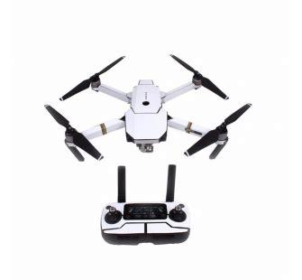 stickers carbone drone radio batterie pour mavic pro blanc mv tz  droneshop