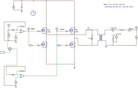 grid tie inverter schematic diagram tie free