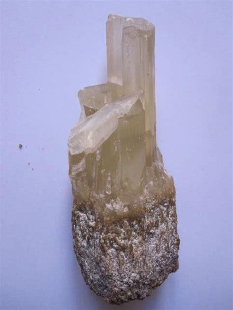 Calcite Mg les mineraux