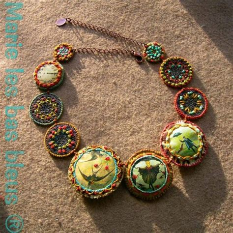material for jewelry fabric jewelry artisan spotlight nunn design