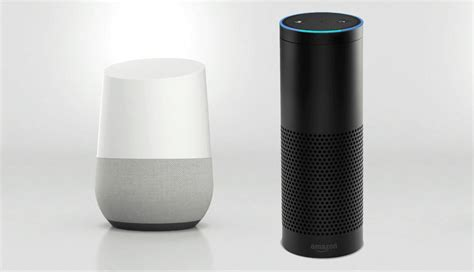 amazon echo vs google home how the smart speakers compare google home vs amazon echo what s the difference