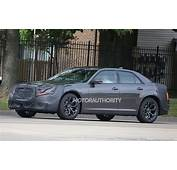 2015 Chrysler 300 Set For 2014 Los Angeles Auto Show
