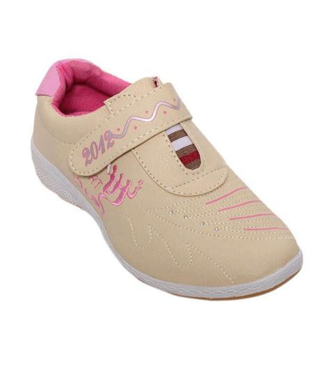 universal beige pink casual shoes price in india buy