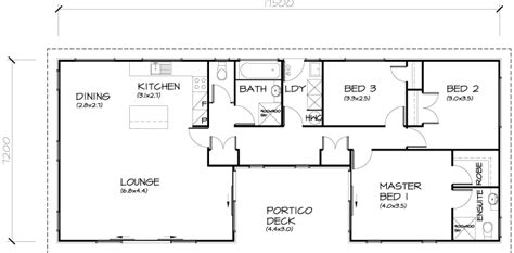 open floor plans for small homes