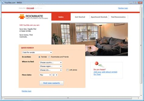 Room Mate Finder find your roommate