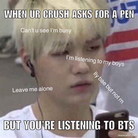 crush memes bts your crush memes army memes amino