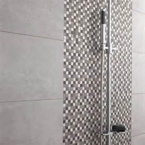 mosa 239 que gris noir 1 5x1 5 cm bande verticale