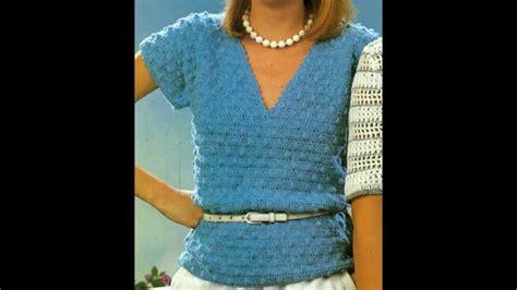 www sueter tejidas a crochet y su esquema modelos de sueter para principiante esquemas para tejer