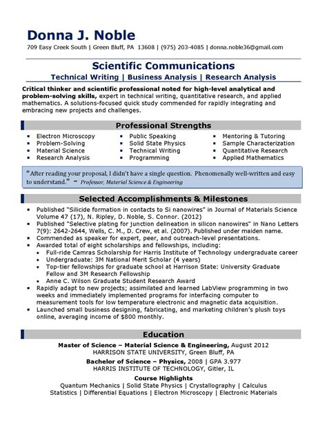 Sample Professional Resume – Executive Resume Samples   Professional Resume Samples