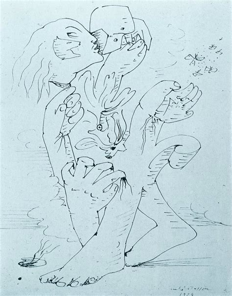 Andre Masson Automatic Drawing Surrealism andre masson and the automatic drawing the surrealist