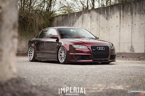 Audi Rs4 B7 Tuning by Tuning Audi Rs4 B7 Side