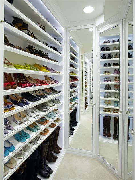 shoe storage wall unit closet shoe shelves pictures decorations inspiration and