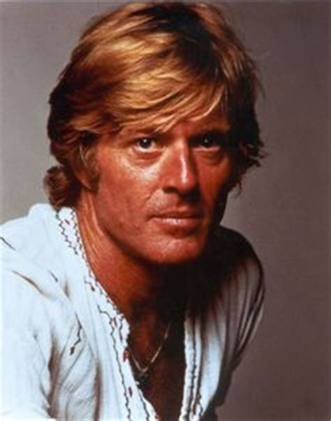 did robert redford dye his hair when he ws young robert redford 1970s