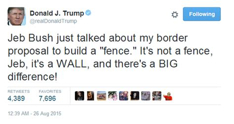 donald trump tweets berry s journals donald trump s asinine tweets of all time