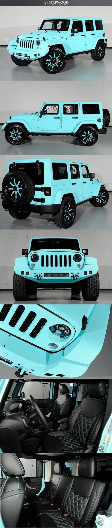 starwood jeep blue starwood motors custom blue jeep wrangler im in