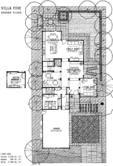Ground Floor Honolulu by Koko Villas Floor Plans Hawaii Honolulu Hi 5