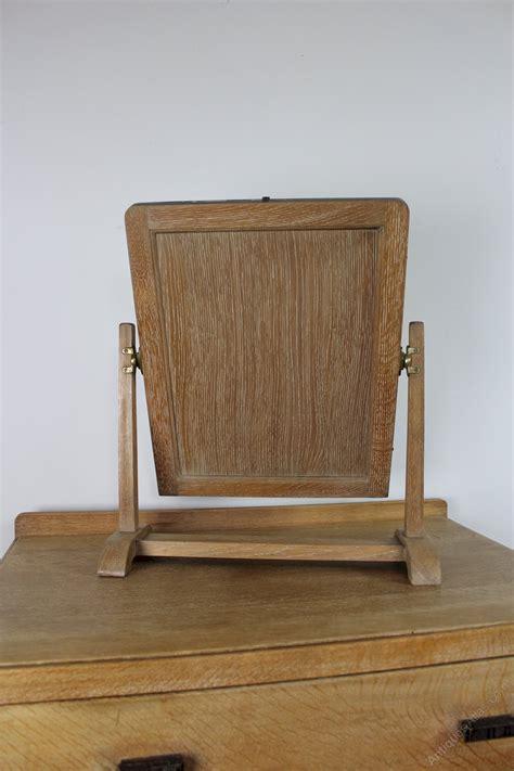 Limed Oak Bedroom Furniture Antiques Atlas Heals Limed Oak Bedroom Swing Mirror Circa 1930