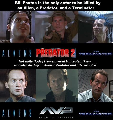 actor from game over man actors that got killed by an alien terminator and