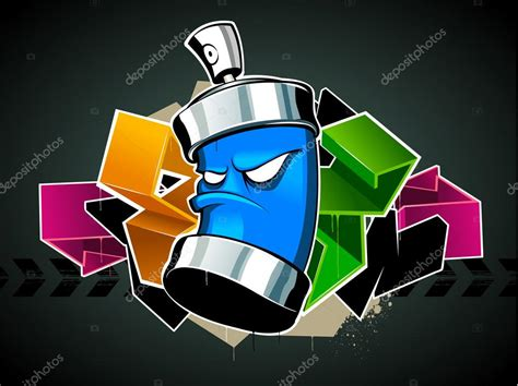 imagenes be cool cool graffiti image stock vector 169 vecster 1391181