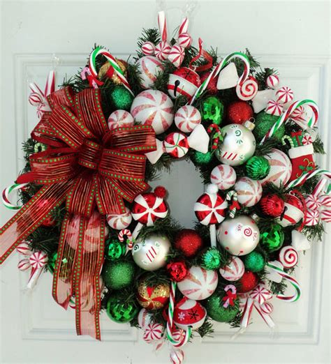 27 creative christmas wreath ideas 2017 uk